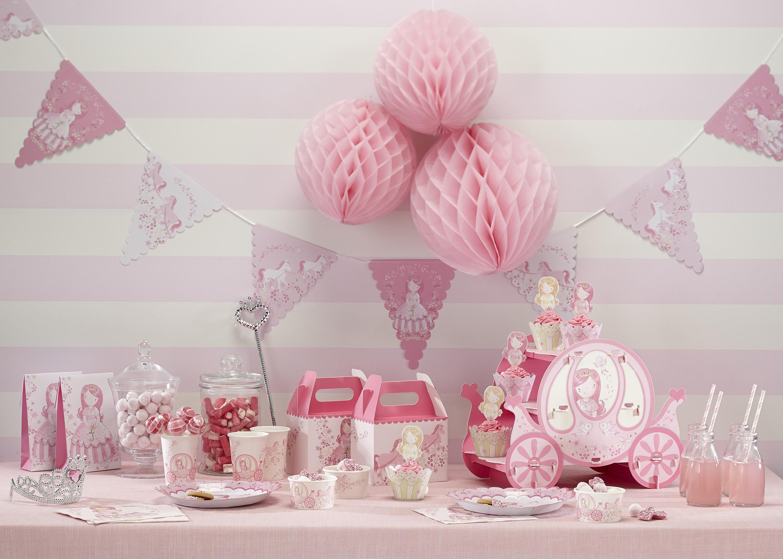 Der online shop f r partyartikel for Pinke party deko